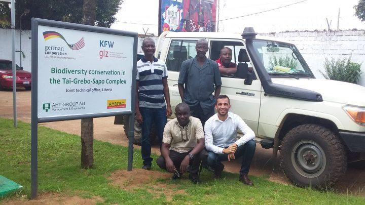 Project Team Liberia PN 186