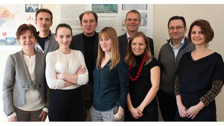 Serbien - project team