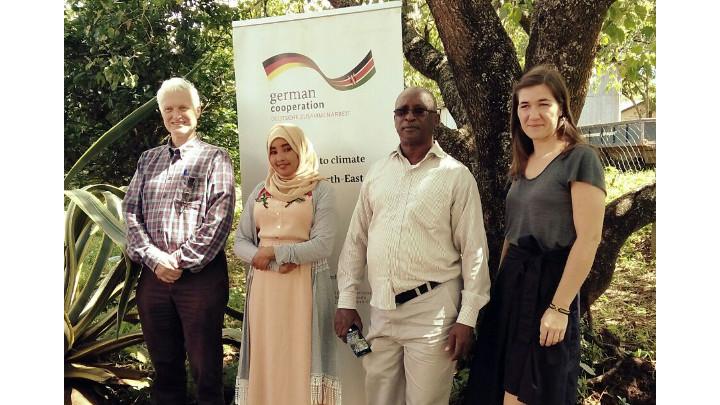 PN 180 Kenya - Project Team
