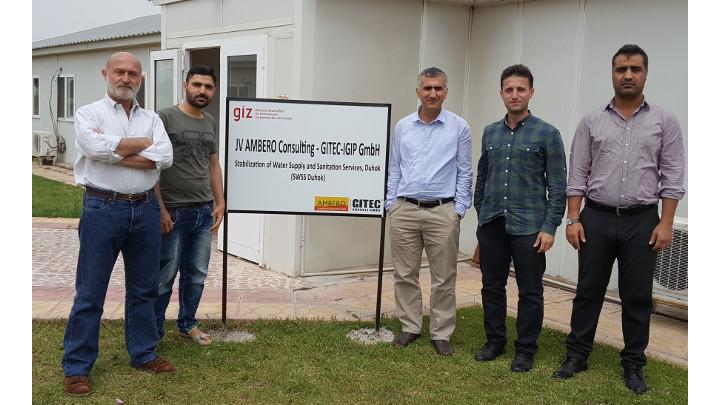 PN 226 Iraq - Project Team
